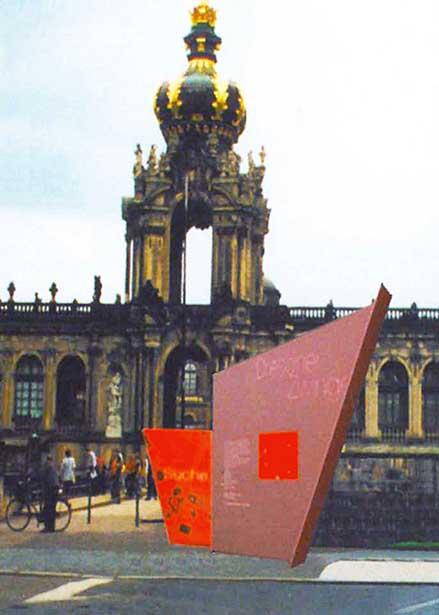 Informations- und Leitsystem Dresden 8
