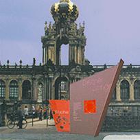 Leitsystem für Dresden