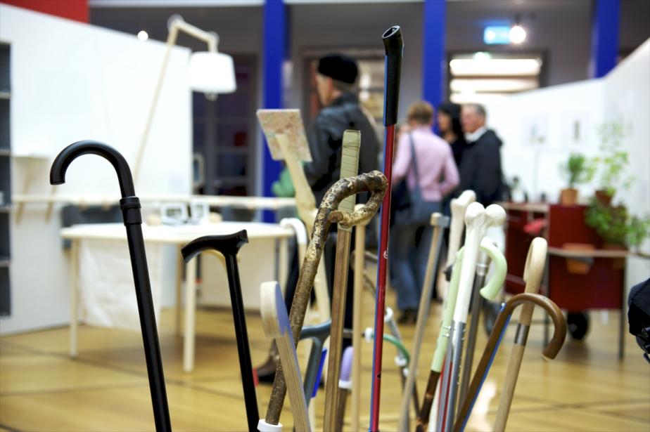 Grassimesse 2012, Grassimuseum Leipzig.Ü60 - Design für morgen.