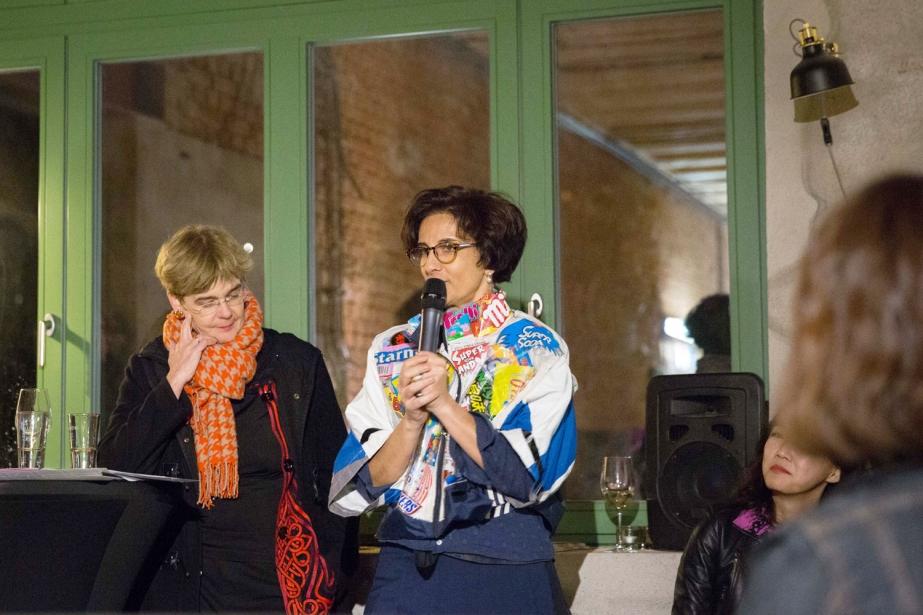 Camilo con Lucía proyecto tema libre para Gera